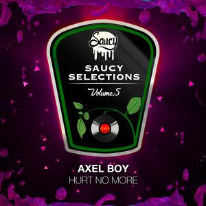 AXEL BOY - Hurt No More