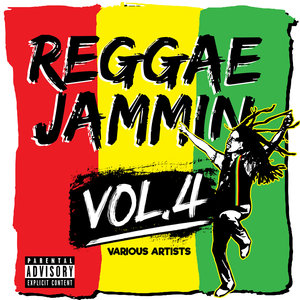 VARIOUS - Reggae Jammin Vol 4