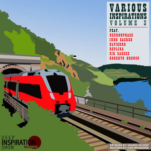 NEURONPHASE/INNO SACRED/ELPIERRO/REPLIKA/SIR SABZEE/ROBERTO BRONCO - Various Inspirations Vol 3