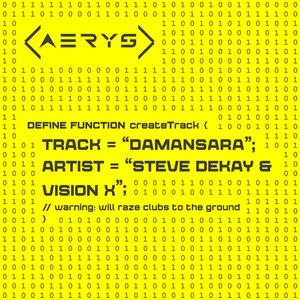 STEVE DEKAY & VISION X - Damansara