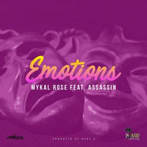 MYKAL ROSE feat ASSASSIN - Emotions