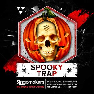 SINGOMAKERS - Spooky Trap (Sample Pack WAV/APPLE/LIVE/REASON)