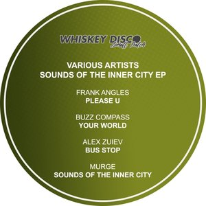 FRANK ANGLES/BUZZ COMPASS/ALEX ZUIEV/MURGE - Sounds Of The Inner City EP