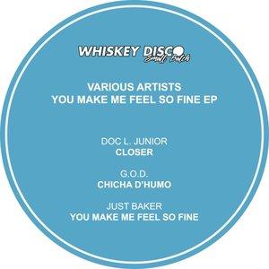DOC L JUNIOR/GOD/JUST BAKER - You Make Me Feel So Fine