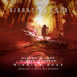 SANDER WILDER & HIDDEN TIGRESS - Winding Road