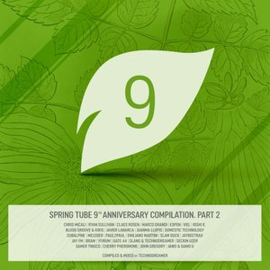 TECHNODREAMER/VARIOUS - Spring Tube 9th Anniversary Compilation Part 2 (unmixed tracks)