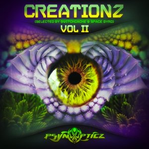 VARIOUS/SWITCHCACHE & SPACE BYRD - Creationz Vol II (Selected By SwiTcHcaChe & Space Byrd)