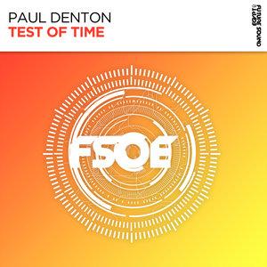 PAUL DENTON - Test Of Time