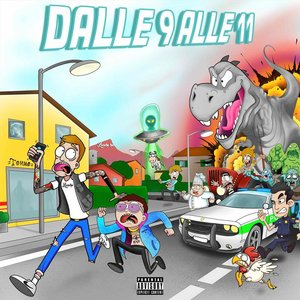 MAY DAVE & MR OSC - Dalle 9 Alle 11 EP