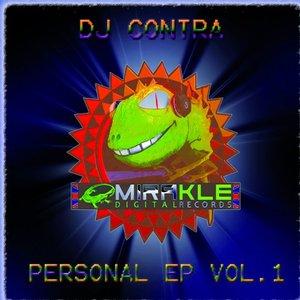 DJ CONTRA - Personal EP Vol 1