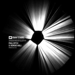 PAUL RITCH/GIORGIO GIGLI - Shadow Never Sleep