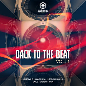 KURSIVA/ISAAC MAYA/EXILE - Back To The Beat Vol 1
