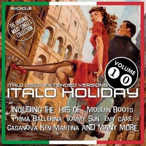 VARIOUS - Italo Disco Extended Versions Vol 10 - Italo Holiday