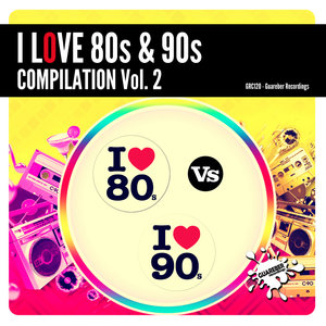 VARIOUS - I Love 80s & 90s Compilation Vol 2