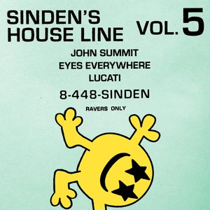 JOHN SUMMIT/EYES EVERYWHERE/LUCATI - House Line Vol 5