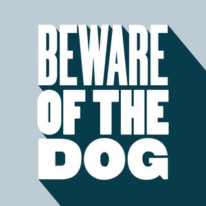 PETER BROWN - Beware Of The Dog