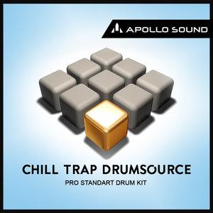APOLLO SOUND - Chill Trap Drumsource (Sample Pack WAV)