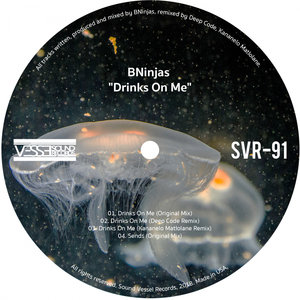 BNINJAS - Drinks On Me