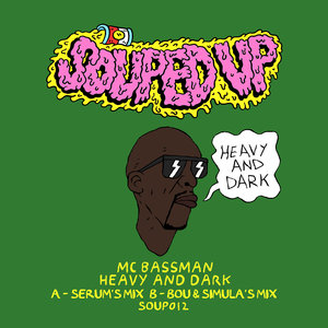 MC BASSMAN - Heavy & Dark (Serum & Bou & Simula Remix)