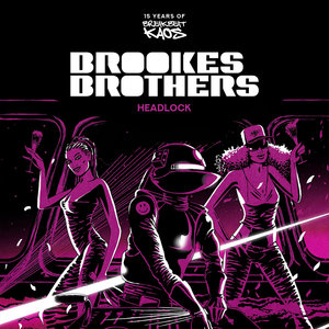 BROOKES BROTHERS - New Wave/Headlock