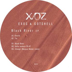 EXOS & GOTSHELL - Black River EP