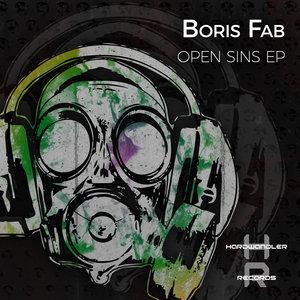 BORIS FAB - Open Sins EP