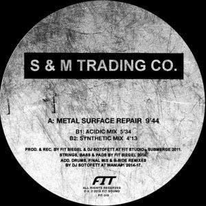 S & M TRADING CO - Metal Surface Repair
