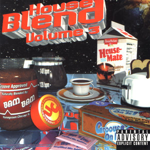 VARIOUS - House Blend 3 (Explicit)