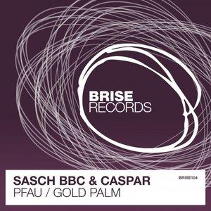SASCH BBC & CASPAR - Pfau/Gold Palm