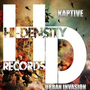 KAPTIVE - Urban Invasion
