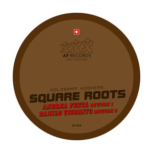 HOLOGRAM HOOKERS - SQUARE ROOTS