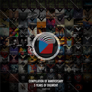 VARIOUS - Compilation Of Anniversary - 5 Years Of Digiment
