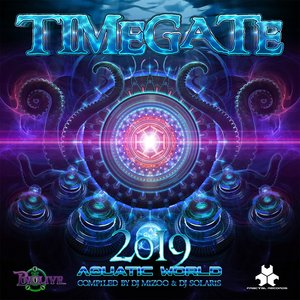 VARIOUS - Time Gate 2019 (Compiled By DJ Mizoo, DJ Solaris)