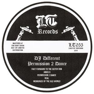 DJ DIFFERENT - Permission 2 Dance
