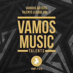 VARIOUS - Talents League Vol 1