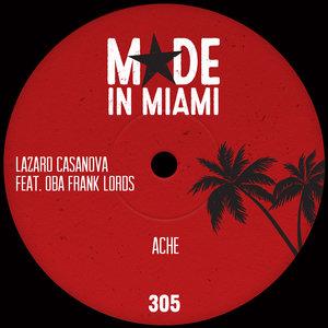 LAZARO CASANOVA feat OBA FRANK LORDS - ACHE