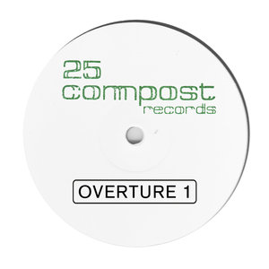 BEANFIELD/RON DEACON/A FOREST MIGHTY BLACK/MARSMOBIL - 25 Compost Records - Overture 1 EP