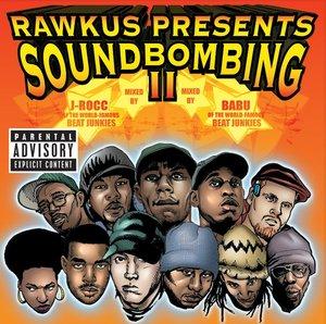 VARIOUS - Rawkus Presents Soundbombing II
