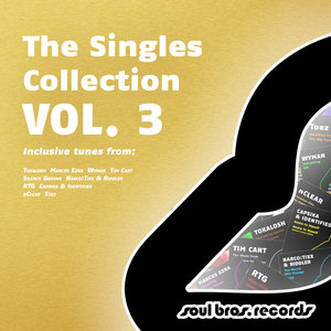 VARIOUS - The Singles Collection Vol 3