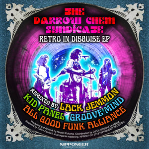 THE DARROW CHEM SYNDICATE - Retro In Disguise EP