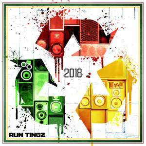 VARIOUS - Run Tingz - Best Of 2018 (Explicit)