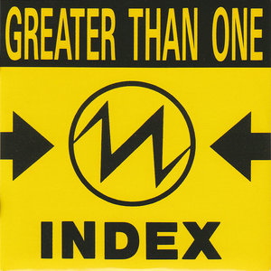 GREATER THAN ONE - Index