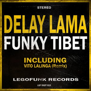 LEGO EDIT - Delay Lama Funky Tibet