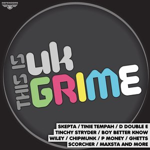VARIOUS - This Is Uk Grime Vol 1
