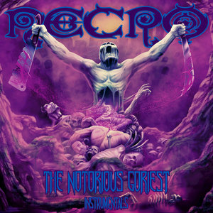 NECRO - The Notorious Goriest (Instrumentals)