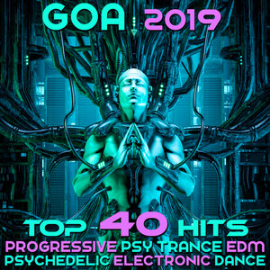 VARIOUS - Goa 2019 - Top 40 Hits Best Of Progressive Psy Trance EDM & Psychedelic Electronic Dance