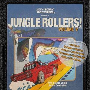 SAPPO/6 BLOCC/MARGAMAN/S MAN - Jungle Rollers Vol 5