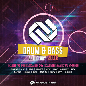 VARIOUS - Drum & Bass Anthology/2019