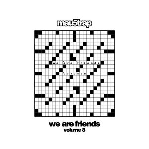 VARIOUS - We Are Friends Vol 8
