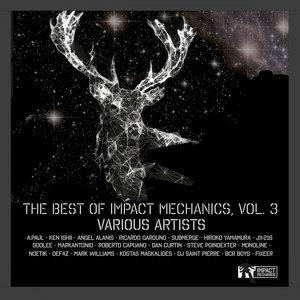 VARIOUS - The Best Of Impact Mechanics Vol 3